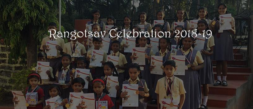Rangotsav Celebration 2018-19
