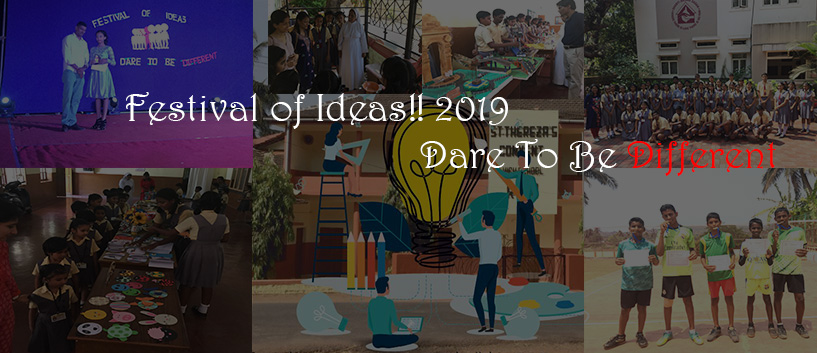 Festival of Ideas 2019 at St. Thereza's