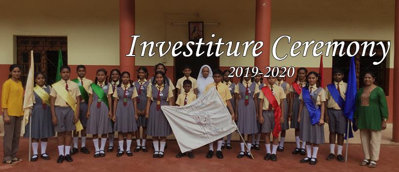 Investiture Ceremony  2019-2020
