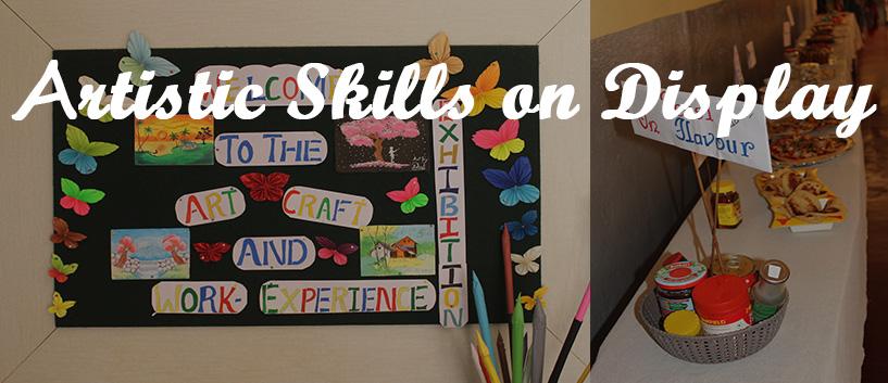 Artistic Skills On Display